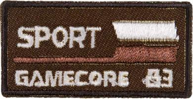 Großhandel Applikation Sport Gamecore 83