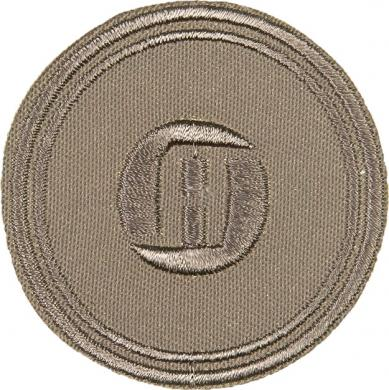 Wholesale Motif A round taupe