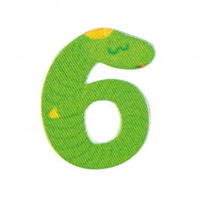 Wholesale Motif Kids Letter Animals 6