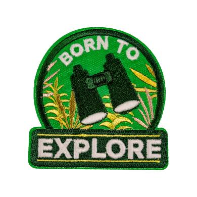 Applikation Born to Explore