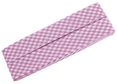 Vichy-Schrägband gef.40/20mm