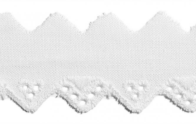 Wholesale Scalloped Lace 20Mm 100%Co
