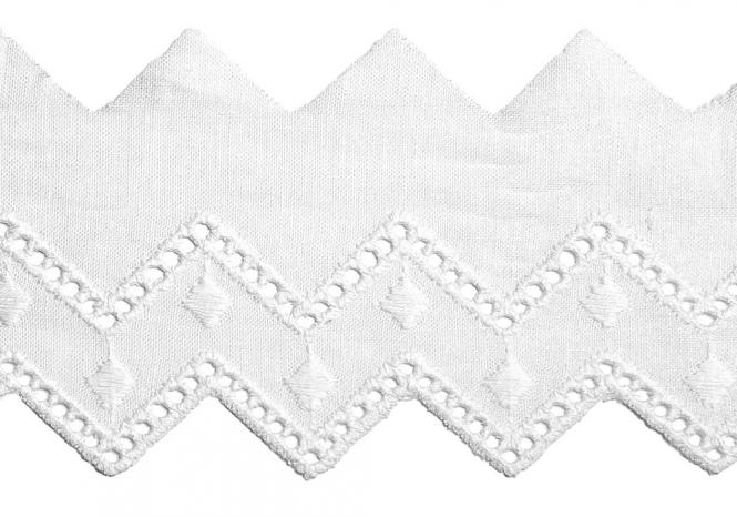 Wholesale Scalloped Lace 50Mm 100%Co