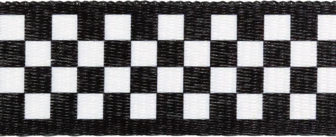 Wholesale Belt webbing chessboard 38mm