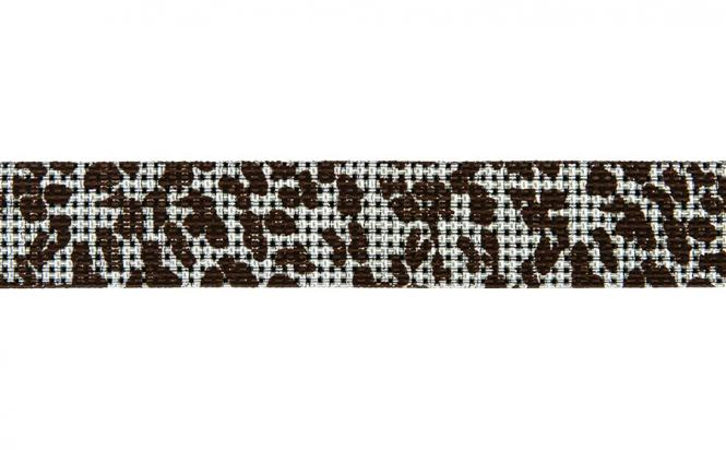 Wholesale Ribbon Animal Glitter 20mm