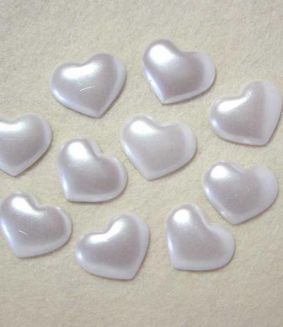 "Großhandel Favorite Findings 456 ""Pearly Hearts"""