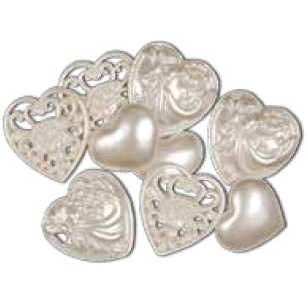 "Großhandel Favorite Findings 336 ""Victorian Hearts"""