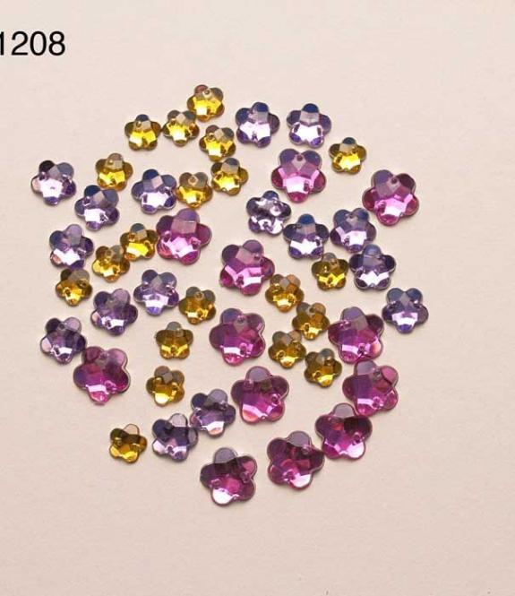 "Großhandel Favorite Findings 1208 ""Flower Gems"""