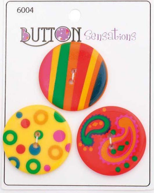 Wholesale Button Sensations