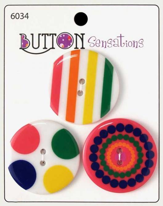 Großhandel Button Sensations