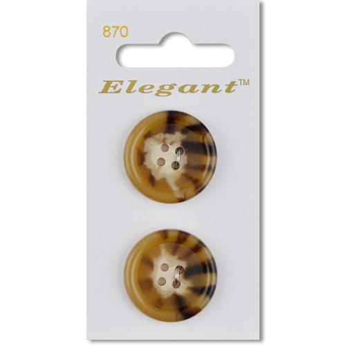Großhandel Elegant SB-Knopf Art.870 PG D