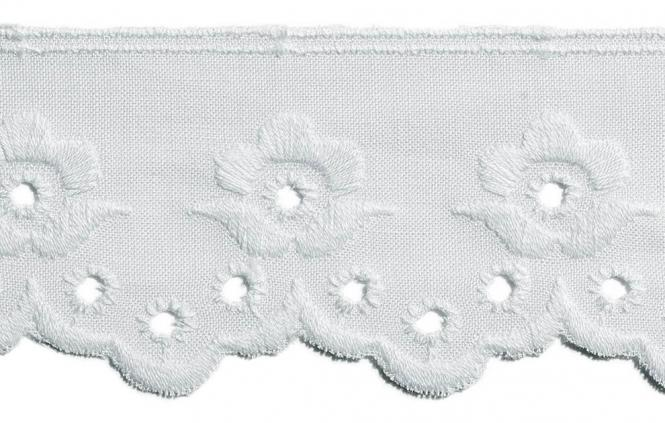 Wholesale Scalloped Lace 38Mm 100%Co