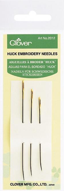 Großhandel Nadeln für schwedische Stickerei ST silber sort