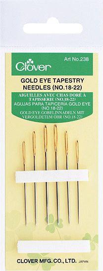 Großhandel Gobelinnadeln ST silber 24