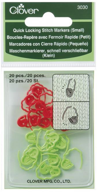 Wholesale Quick Locking Stitch Markers Small
