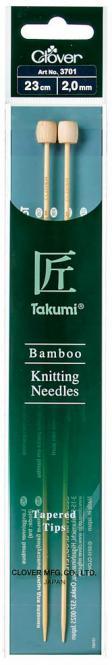 Großhandel Takumi Bambus-Jackenstricknadeln