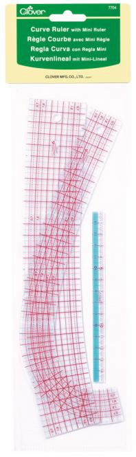 Wholesale Curve Ruler with Mini Ruler