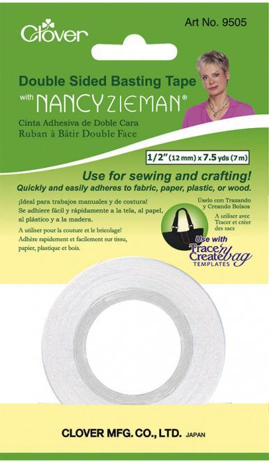 Großhandel Heftband Doppelseitig 12mm 7m Nancy Zieman