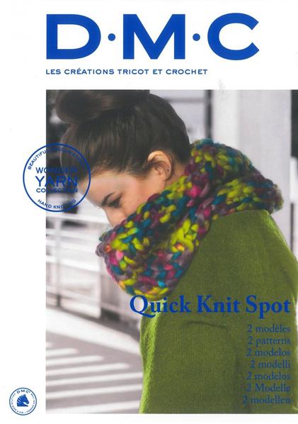 Großhandel Strickanleitung Quick Knit Spot