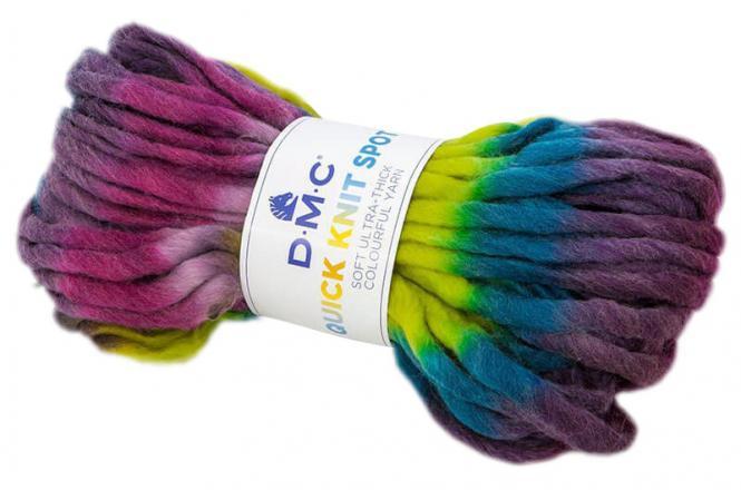 Großhandel Quick Knit Spot 150g