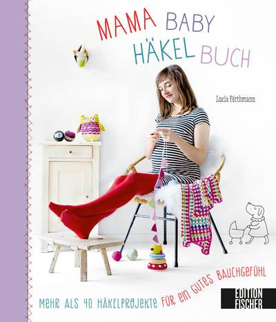 Großhandel Mama Baby Häkel Buch