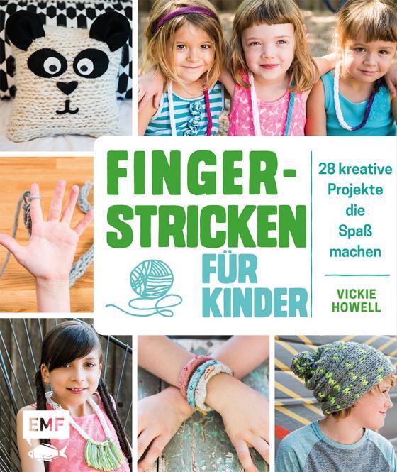 Großhandel Fingerstricken Für Kinder