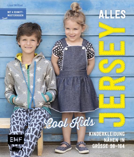 Großhandel Alles Jersey - Cool Kids: Kinderkleidung nähen