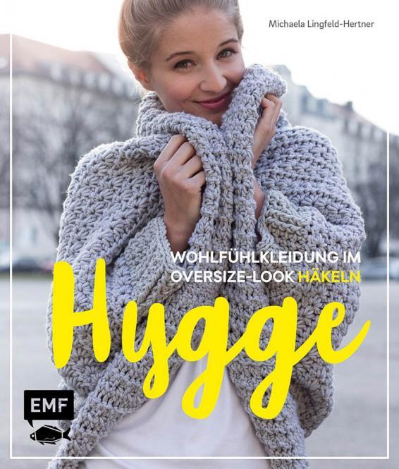 Wholesale Hygge - Wohlfühlkleidung im Oversize-Look häkeln