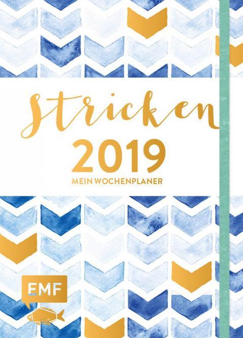 Großhandel STRICKEN - MEIN WOCHENPLANER 2019