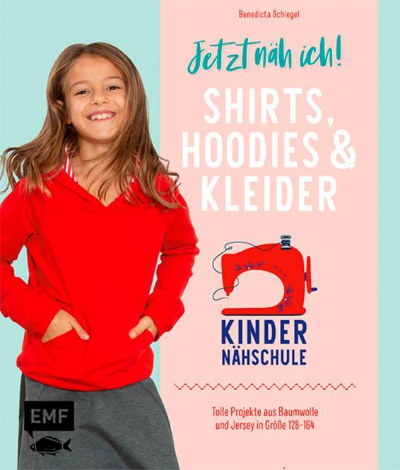 Großhandel Jetzt näh ich! Shirts, Hoodies und Kleider