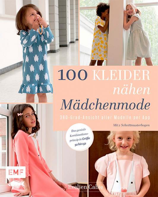 Großhandel 100 Kleider nähen Mädchenmode