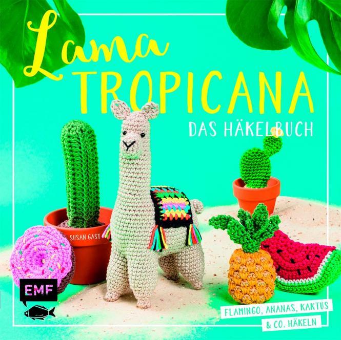 Wholesale Lama Tropicana - Das Häkelbuch