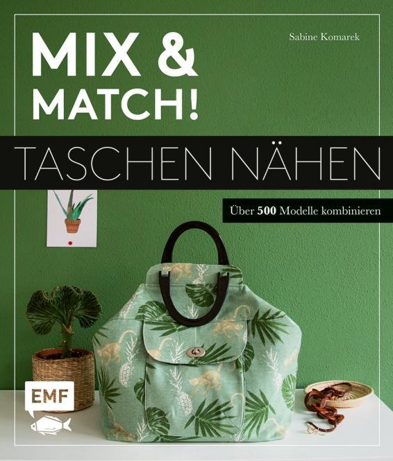 Wholesale Mix & Match! Taschen nähen