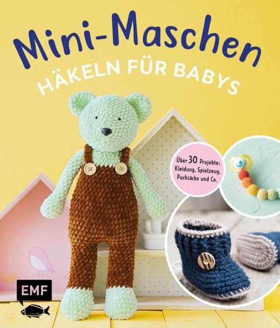 Großhandel Mini-Maschen - Häkeln für Babys