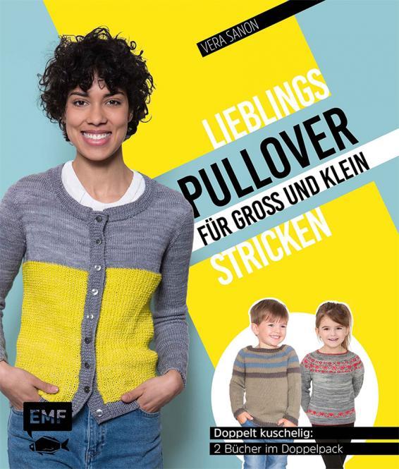 Wholesale Lieblingspullover für gross und klein stricken