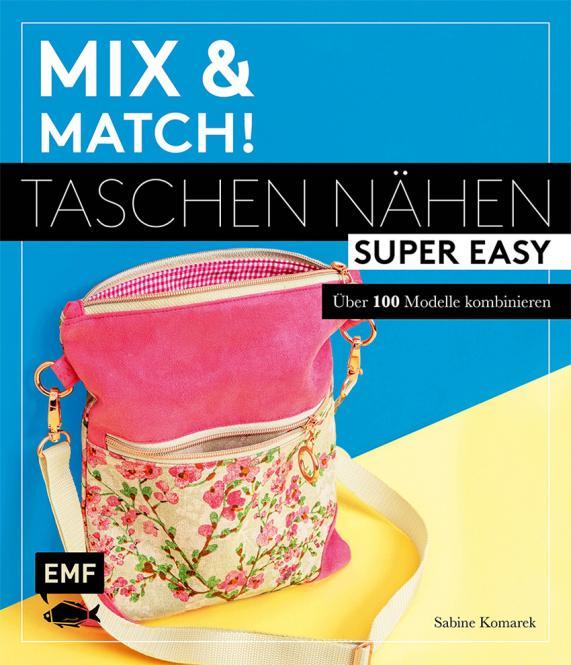 Großhandel Mix And Match! Taschen nähen super easy