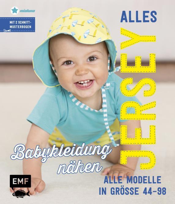 Großhandel Alles Jersey - Babykleidung nähen