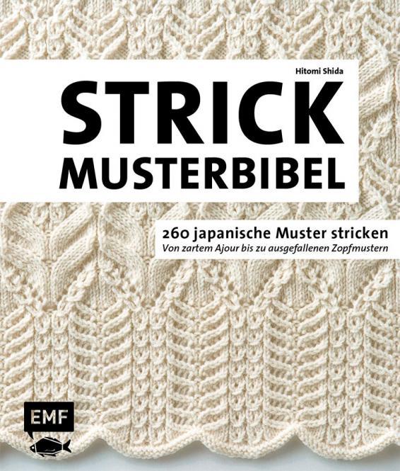 Großhandel Die Strickmusterbibel: japanische Muster
