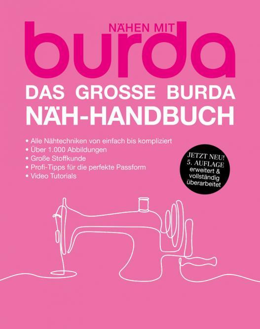 Großhandel Das grosse Burda Näh-Handbuch