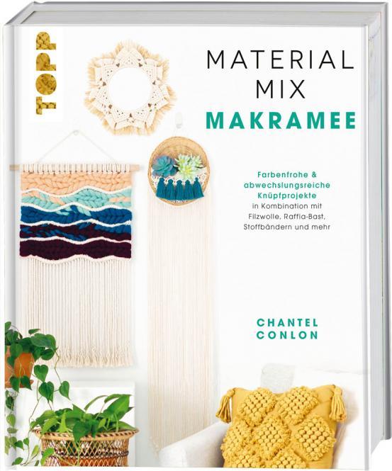 Großhandel Material-Mix Makramee
