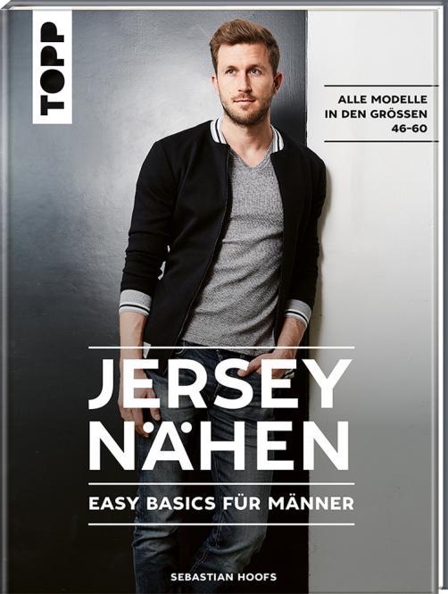 Wholesale Jersey nähen - Easy Basics für Männer