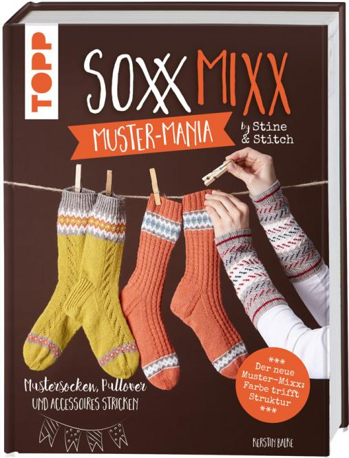Wholesale SoxxMixx Muster-Mania