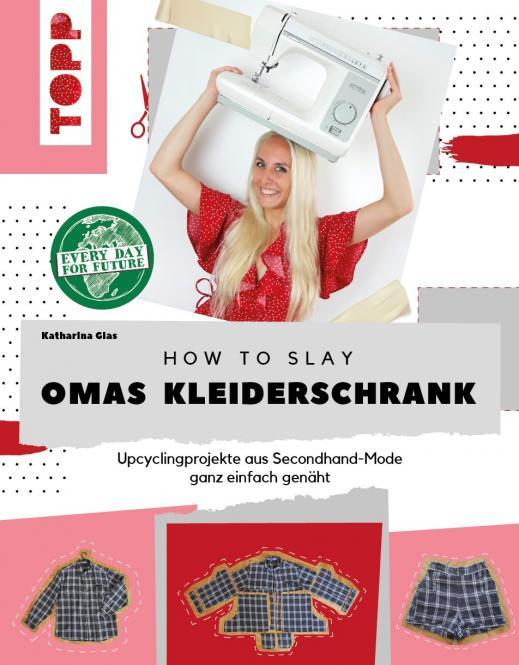 Großhandel How to slay Omas Kleiderschrank
