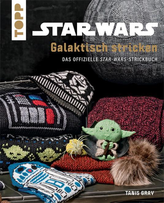 Großhandel Star Wars Galaktisch stricken