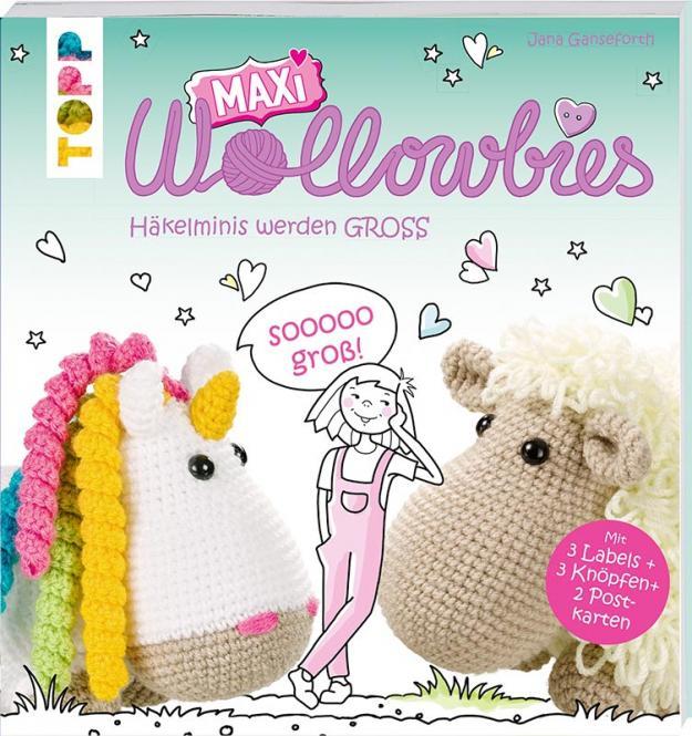 Großhandel MAXI Wollowbies