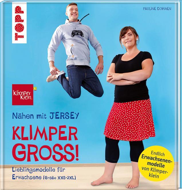 Großhandel Nähen mit JERSEY Klimper Gross!