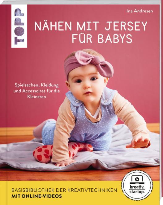 Großhandel Nähen mit Jersey für Babys