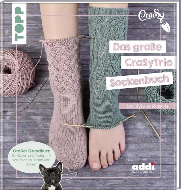 Großhandel Das große CraSyTrio-Sockenbuch