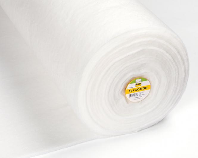 Großhandel 277 Volumenvlies 150cm Baumwolle