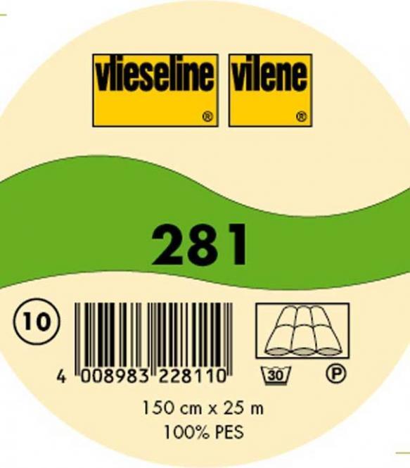 Großhandel 281 Volumenvlies 150cm